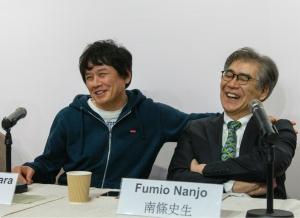 Life is Only One: Evening Conversation with Artist Yoshitomo Nara and Fumio Nanjo, Guest Curator.