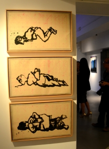 The new Para Site provides much more space - for provocative art. Photos by Chen Guang