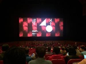 觀眾靜待開幕電影《火鍋英雄》全球首映